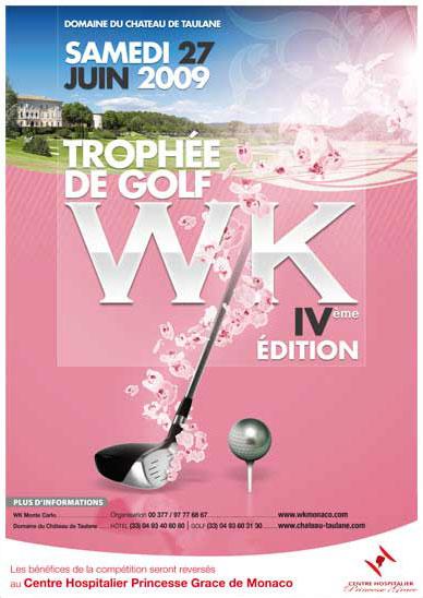 Trophée de Golf, 4ème édition