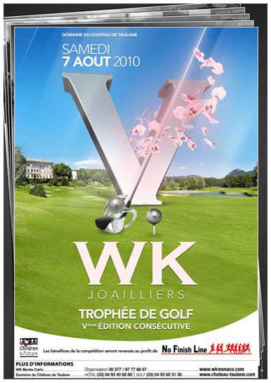 Trophée de Golf, 5ème édition