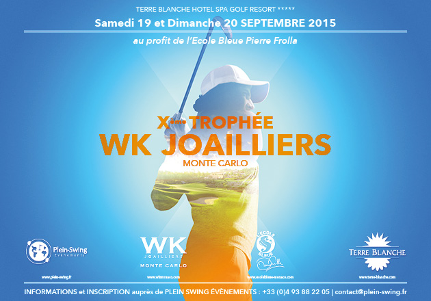 Xéme trophée WK JOAILLIERS
