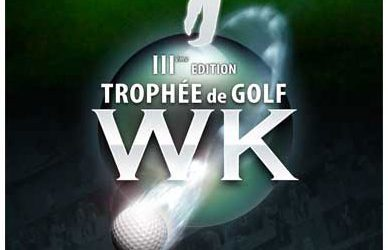 Trophée de Golf, 3ème édition