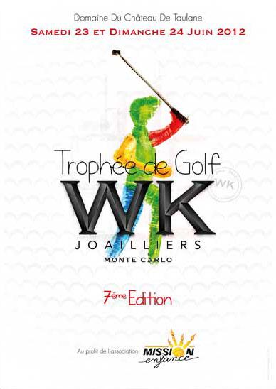 Trophée de Golf, 7ème édition