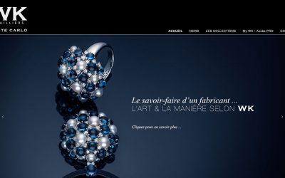 Ouverture du site WK Joailliers Monte Carlo nouvelle génération